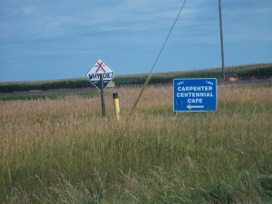 South Dakota Fatality Marker