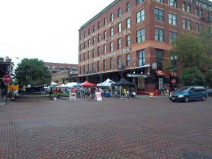 The Farmers Market in Omaha